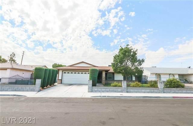 6909 Old Castle Drive, Las Vegas, NV 89108 (MLS #2333846) :: Signature Real Estate Group