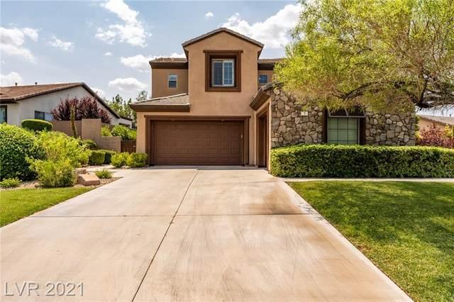 5 Stonemark Drive, Henderson, NV 89052 (MLS #2333848) :: Jeffrey Sabel