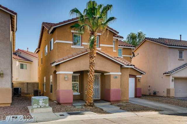 4946 Volcanic Rock Lane, Las Vegas, NV 89122 (MLS #2333849) :: Hebert Group   eXp Realty