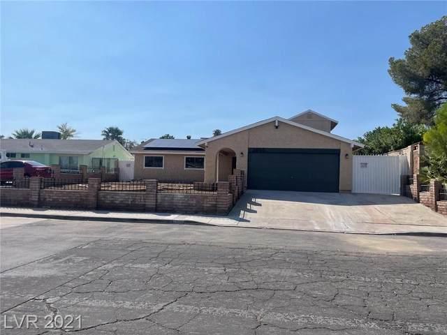 3805 Florrie Avenue, Las Vegas, NV 89121 (MLS #2333860) :: Kypreos Team