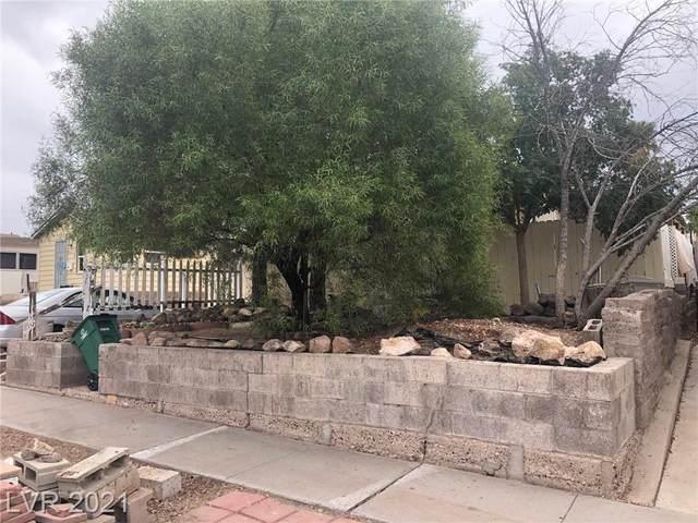 545 Hopi Place, Boulder City, NV 89005 (MLS #2333867) :: Lindstrom Radcliffe Group