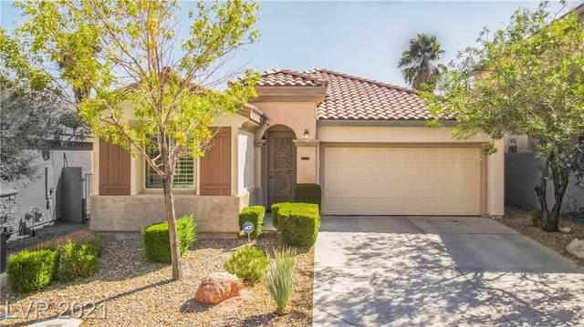 11429 Drappo Avenue, Las Vegas, NV 89138 (MLS #2333880) :: Vestuto Realty Group
