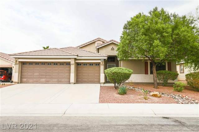 6158 Shower Orchid Court, North Las Vegas, NV 89031 (MLS #2333891) :: Hebert Group | eXp Realty