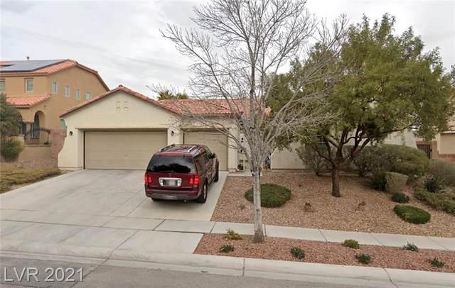 6524 Black Oaks Street, North Las Vegas, NV 89084 (MLS #2333892) :: Hebert Group | eXp Realty