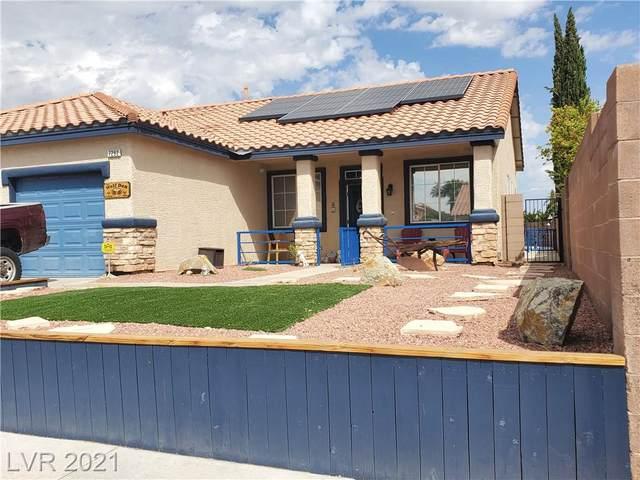 7292 Purple Shadow Avenue, Las Vegas, NV 89113 (MLS #2333900) :: Signature Real Estate Group