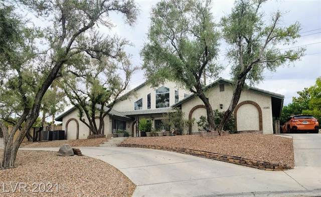 3285 Lindell Road, Las Vegas, NV 89146 (MLS #2333902) :: DT Real Estate