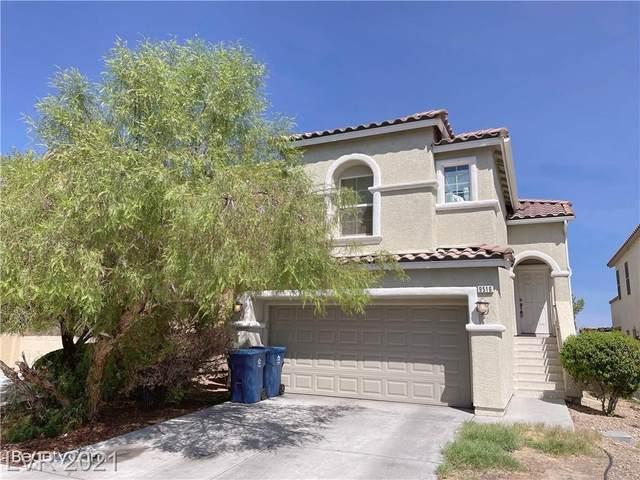 9516 Brewing Cloud Avenue, Las Vegas, NV 89148 (MLS #2333906) :: Hebert Group   eXp Realty