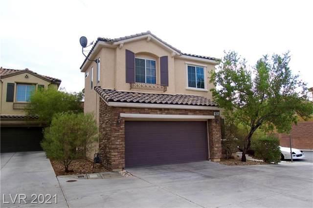 8356 Mokena Avenue, Las Vegas, NV 89178 (MLS #2333912) :: Team Michele Dugan