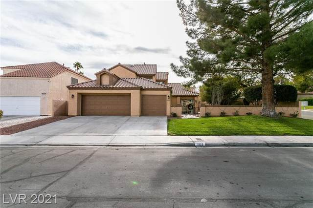 1809 Somersby Way, Henderson, NV 89014 (MLS #2333921) :: Lindstrom Radcliffe Group