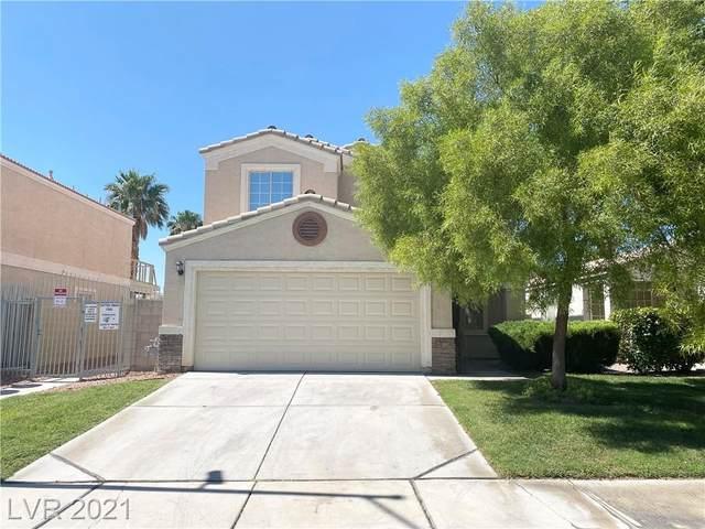 3305 Gold Run Street, North Las Vegas, NV 89032 (MLS #2333931) :: Lindstrom Radcliffe Group