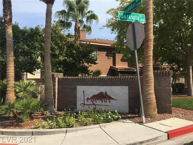 10120 Cedar Key Avenue #102, Las Vegas, NV 89129 (MLS #2333939) :: Signature Real Estate Group