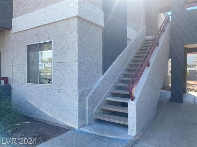 8600 W Charleston Boulevard #1177, Las Vegas, NV 89117 (MLS #2333971) :: The TR Team