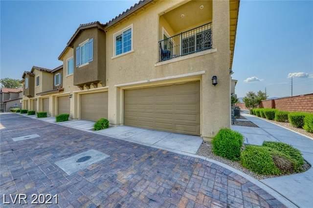 8418 Classique Avenue #106, Las Vegas, NV 89178 (MLS #2333975) :: Jeffrey Sabel