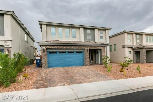 6802 Coyote Oaks Avenue, Las Vegas, NV 89139 (MLS #2333982) :: The Perna Group