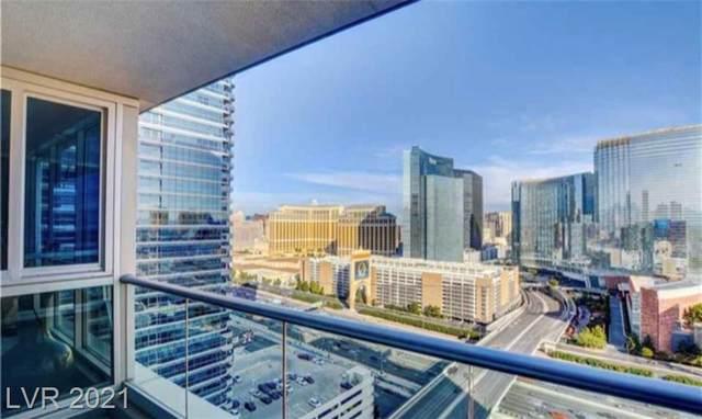 4525 Dean Martin Drive #2203, Las Vegas, NV 89103 (MLS #2333983) :: Signature Real Estate Group