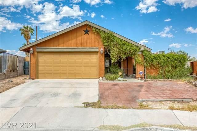 5816 Westport Circle, Las Vegas, NV 89108 (MLS #2333985) :: Keller Williams Realty