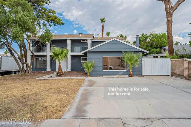 2336 Whippletree Avenue, Las Vegas, NV 89119 (MLS #2333994) :: Jeffrey Sabel