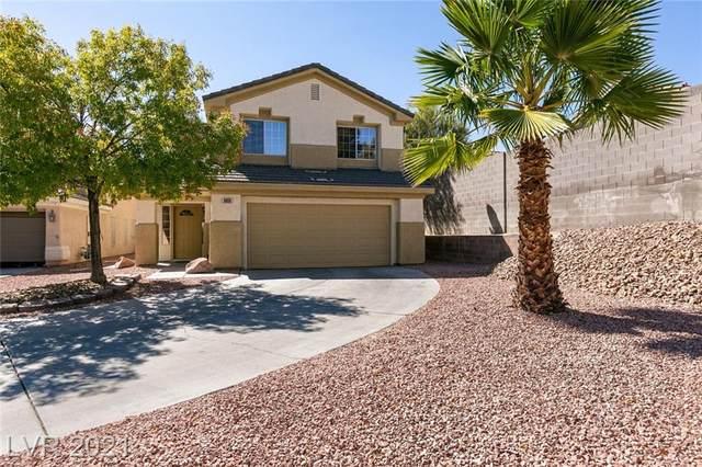 5053 Glittering Star Court, Las Vegas, NV 89130 (MLS #2334000) :: Custom Fit Real Estate Group