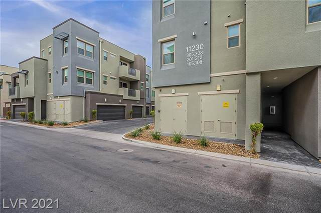 11230 Hidden Peak Avenue #308, Las Vegas, NV 89135 (MLS #2334005) :: DT Real Estate