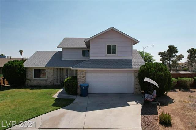 5709 Gunn Court, Las Vegas, NV 89156 (MLS #2334008) :: Custom Fit Real Estate Group