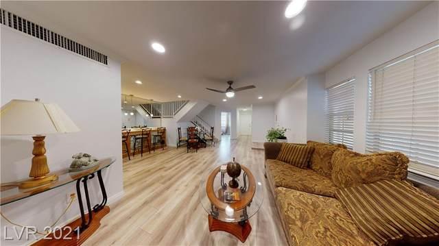 5917 Laredo Street, Las Vegas, NV 89146 (MLS #2334017) :: Jack Greenberg Group