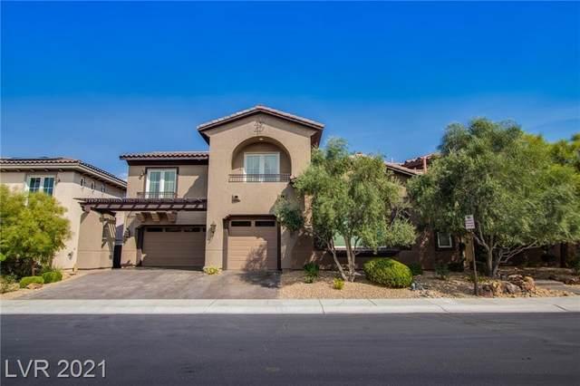 10084 Magical View Street, Las Vegas, NV 89178 (MLS #2334024) :: Jeffrey Sabel