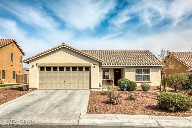 356 Copeland Court, North Las Vegas, NV 89032 (MLS #2334025) :: Lindstrom Radcliffe Group