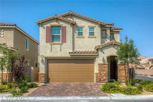 12343 Loggeta Way, Las Vegas, NV 89141 (MLS #2334046) :: Jeffrey Sabel
