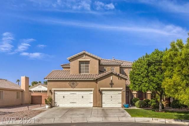 North Las Vegas, NV 89031 :: Galindo Group Real Estate