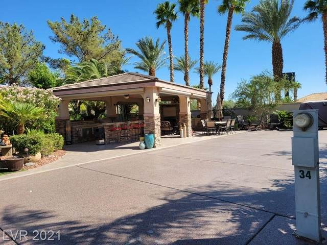 8175 Arville Street #34, Las Vegas, NV 89139 (MLS #2334050) :: Kypreos Team