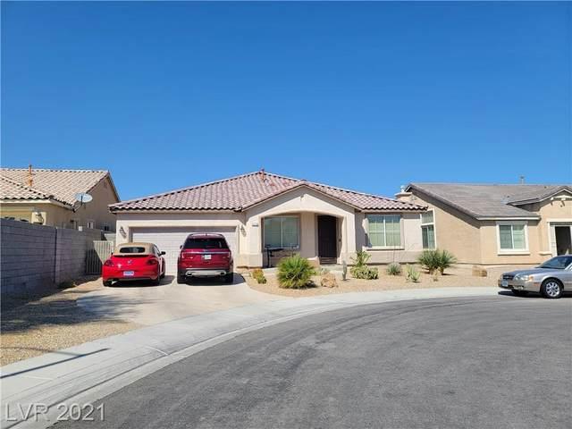2116 Silver Blaze Court, North Las Vegas, NV 89031 (MLS #2334051) :: Jack Greenberg Group