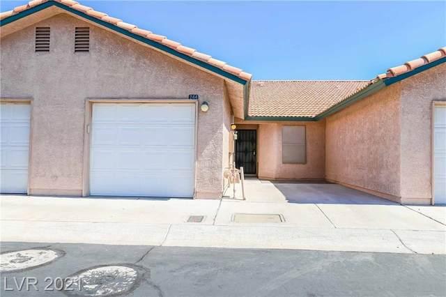 244 Yardarm Way, Las Vegas, NV 89145 (MLS #2334058) :: Hebert Group   eXp Realty