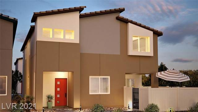 7473 Garnet Moon Street Lot 176, North Las Vegas, NV 89084 (MLS #2334061) :: Hebert Group | eXp Realty