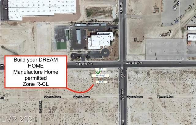 0000 Brooks Avenue, North Las Vegas, NV 89030 (MLS #2334066) :: Lindstrom Radcliffe Group