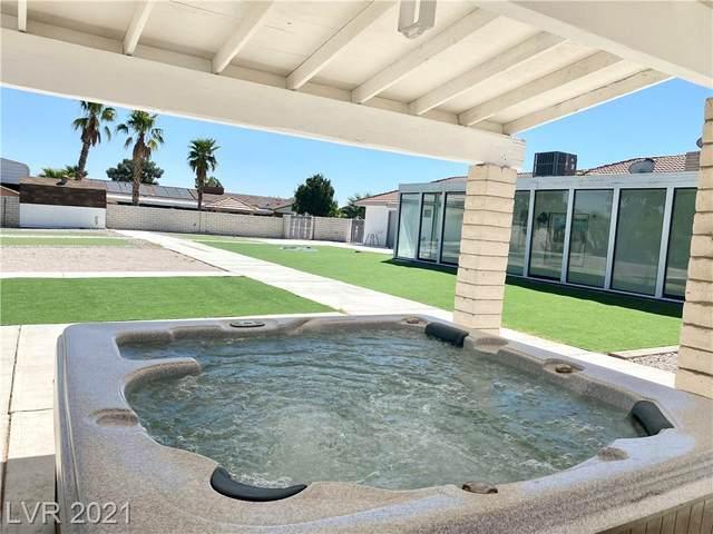 6740 W Oquendo Road, Las Vegas, NV 89118 (MLS #2334072) :: Jack Greenberg Group