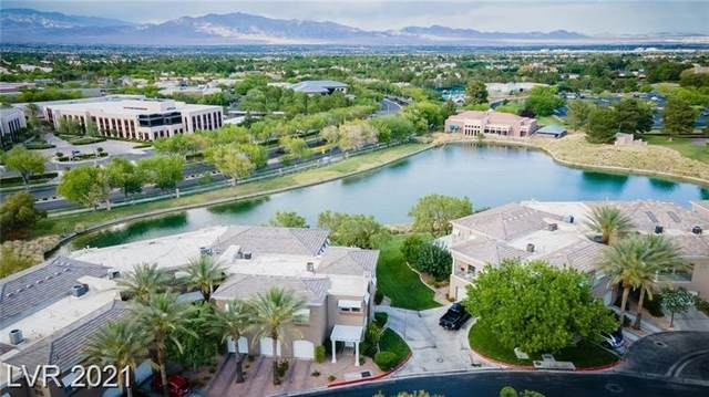 1450 San Juan Hills Drive #105, Las Vegas, NV 89134 (MLS #2334073) :: Alexander-Branson Team | Realty One Group