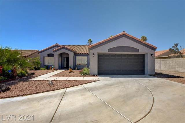 4931 Breezy Day Drive, North Las Vegas, NV 89031 (MLS #2334078) :: Lindstrom Radcliffe Group