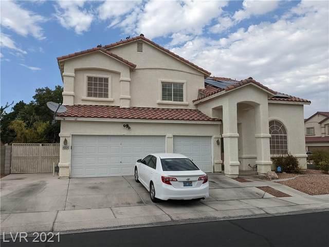 4804 Sunbrite Avenue, Las Vegas, NV 89130 (MLS #2334081) :: Lindstrom Radcliffe Group
