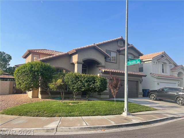 7901 Aviano Pines Avenue, Las Vegas, NV 89129 (MLS #2334090) :: Vestuto Realty Group