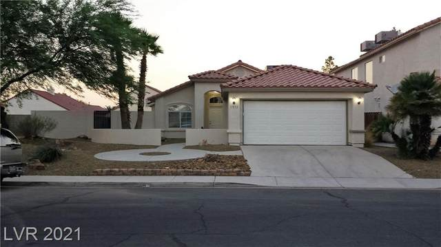 3933 Scotsman Way, North Las Vegas, NV 89032 (MLS #2334091) :: Lindstrom Radcliffe Group