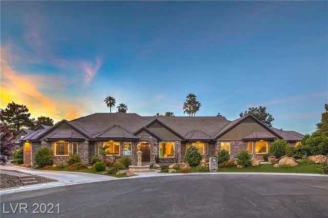 3000 Astoria Pines Circle, Las Vegas, NV 89107 (MLS #2334096) :: Signature Real Estate Group