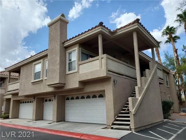 5125 W Reno Avenue #2018, Las Vegas, NV 89118 (MLS #2334101) :: Signature Real Estate Group