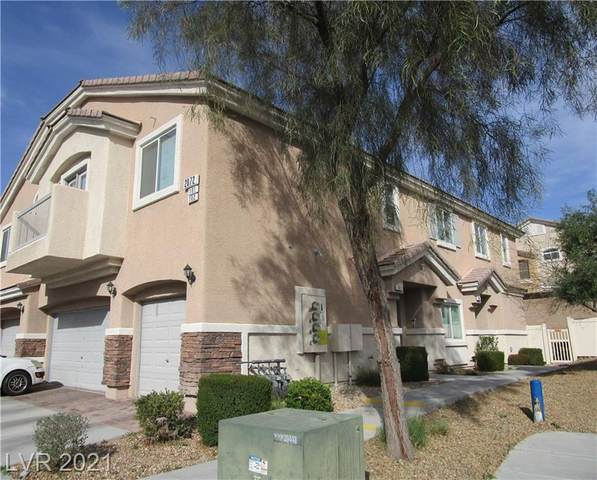 2072 Arivada Ferry Court #101, Las Vegas, NV 89156 (MLS #2334104) :: Lindstrom Radcliffe Group