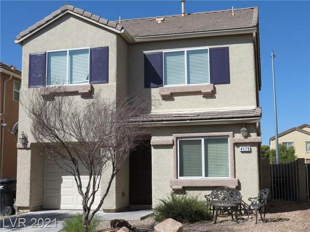4179 Story Rock Street, Las Vegas, NV 89115 (MLS #2334105) :: Signature Real Estate Group