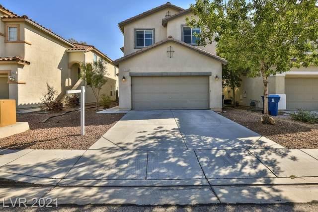 9535 Violet Sunset Avenue, Las Vegas, NV 89148 (MLS #2334113) :: Lindstrom Radcliffe Group