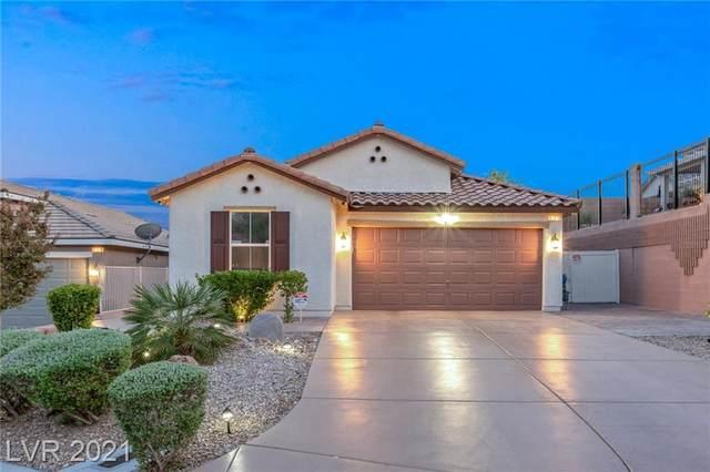 10377 Cherokee Corner Avenue, Las Vegas, NV 89129 (MLS #2334118) :: Signature Real Estate Group