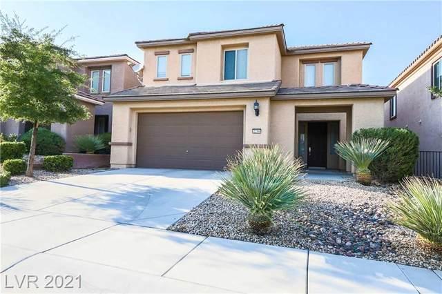 2256 Montferrat Lane, Henderson, NV 89044 (MLS #2334122) :: Galindo Group Real Estate