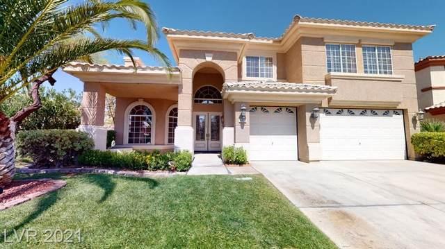 8970 Lansberry Court, Las Vegas, NV 89147 (MLS #2334127) :: Signature Real Estate Group