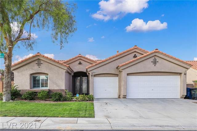4056 Bottiglia Avenue, Las Vegas, NV 89141 (MLS #2334128) :: Jeffrey Sabel