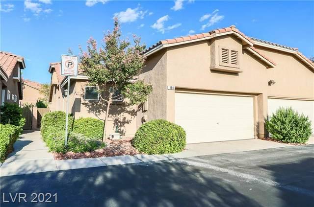 389 Rosado Springs Street, Henderson, NV 89014 (MLS #2334133) :: Coldwell Banker Premier Realty
